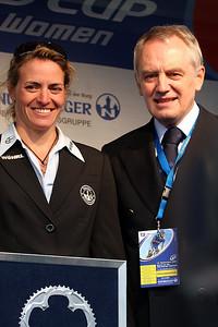 Ex-world champion Regina Schleicher (Equipe Nuernberger) is retiring after the 2009 season.