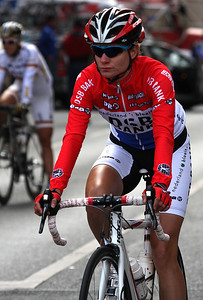 Dutch Champion and World Cup winner 2009 Marianne Vos