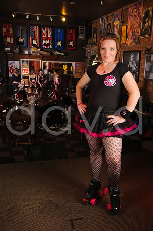 O-Town Derby Dames Portraits