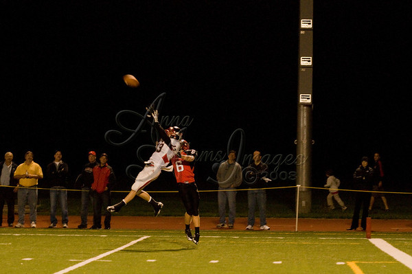 OC Varsity Football Team Vs. Clackamas 2008