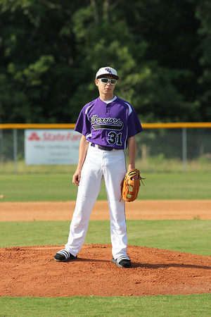 OCA Baseball 2014