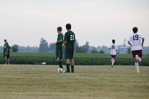 OCHS Soccer vs Barren County 9-10-11