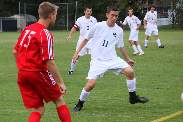 OCHS Soccer vs Daviess Co 09/22/11