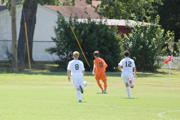 OCHS Soccer vs Grayson County