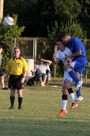 OCHS Soccer vs Paducah Tilghman 9/10/11