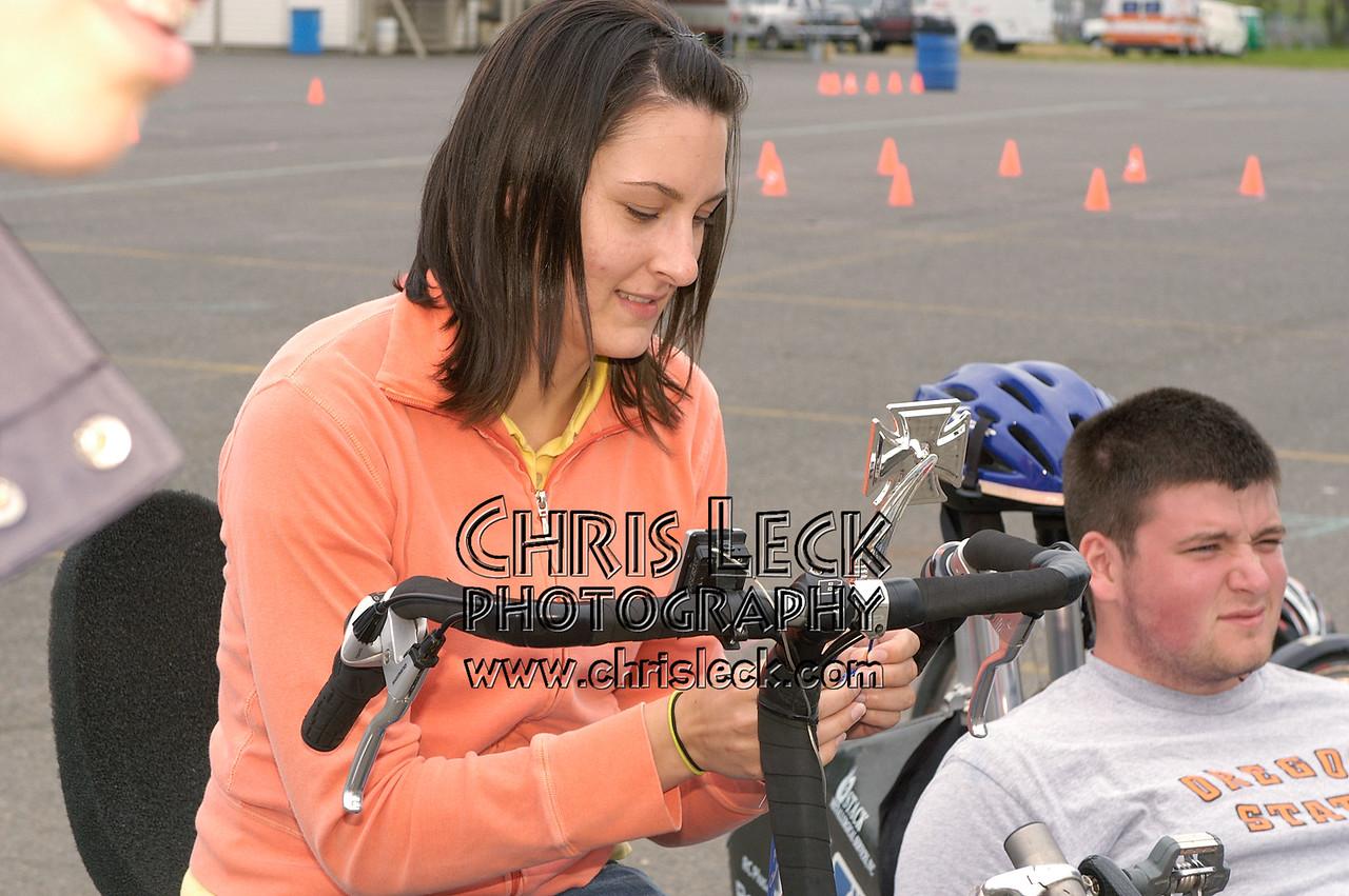 Awards. Oregon Human Powered Vehicles 6th Annual Human Power Challenge, May 29, 2005, Portland International Raceway.