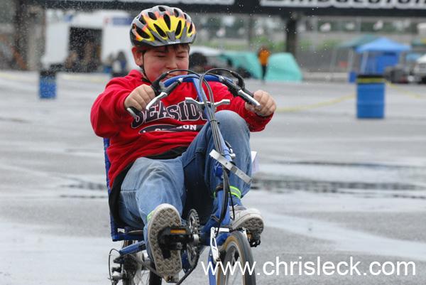 Drag Races. OHPV Human Power Challenge 2006.