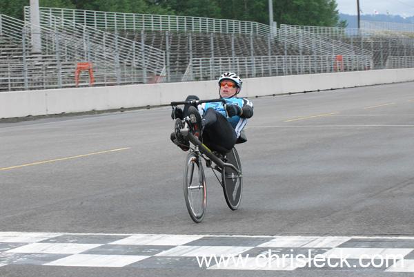 200-meter Sprints. OHPV Human Power Challenge 2006.
