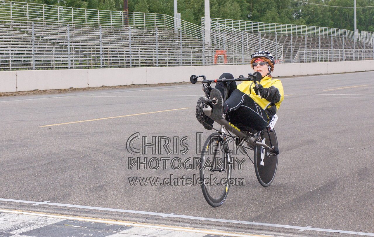 200-Meter Sprints-- Super Street and Streamliner Classifications run first