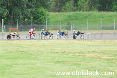 Road Race. OHPV Human Power Challenge 2006.