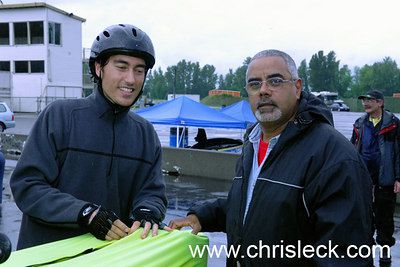 On the Paddock. OHPV Human Power Challenge 2006.
