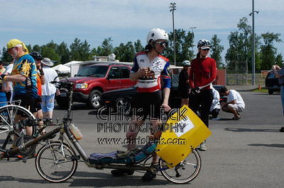 Joe Kochanowski. Oregon Human Powered Vehicles 6th Annual Human Power Challenge, May 28, 2005, Portland International Raceway.