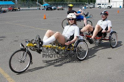 The Dukes of Kohan. Oregon Human Powered Vehicles 6th Annual Human Power Challenge, May 28, 2005, Portland International Raceway.