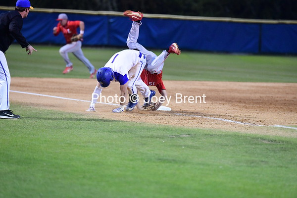 OHS vs LHS Baseball 3-15-18