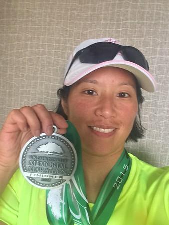OKC Memorial Marathon 2015