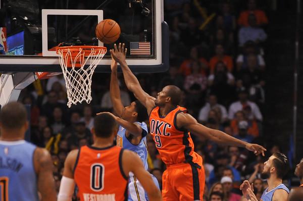 Thunder V Denver