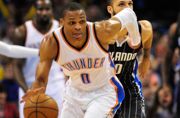 Thunder hosts Orlando