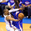 Thunder V Clippers
