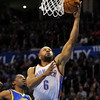 Thunder V Golden State