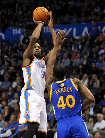 Thunder V Golden State