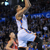 Thunder V Houston