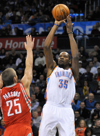 Thunder vs Houston