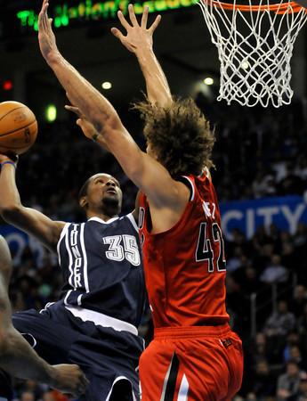 Thunder V Portland