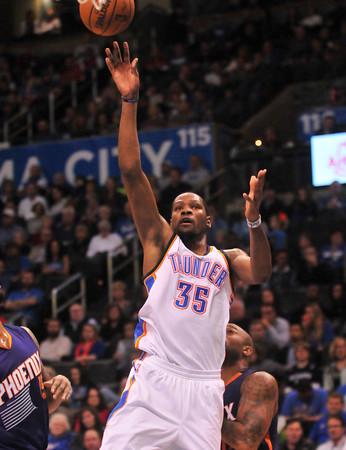 Thunder hosts Suns