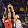 NBA Thunder V Washington