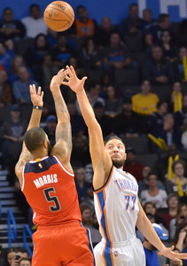 Thunder vs Washington Wizards