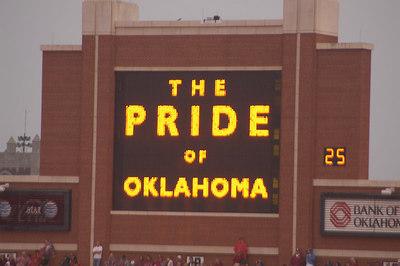 University of Oklahoma Marching Band