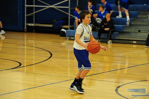 OLW 8th Grade Basketball Silver