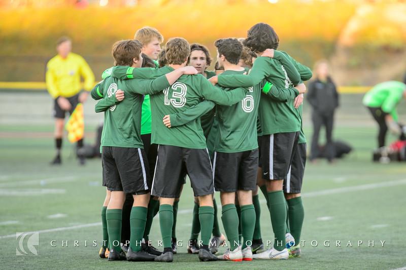 Jesuit vs Summit -OSAA Boys Soccer Final