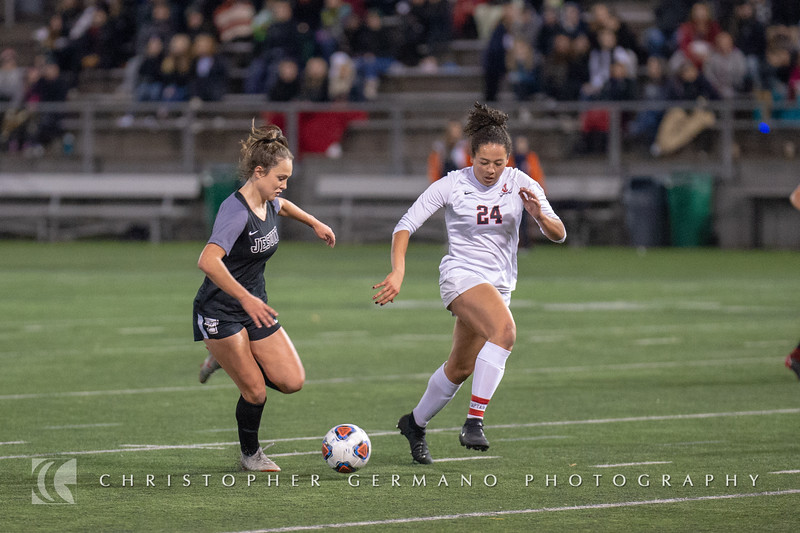 Jesuit vs Clackamas - OSAA Girls Soccer Final