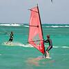 Windsurfing in Kailua-37