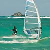 Windsurfing in Kailua-19
