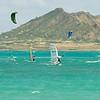 Windsurfing in Kailua-13