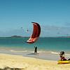 Windsurfing in Kailua-87