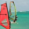 Windsurfing in Kailua-45