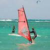 Windsurfing in Kailua-36