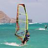 Windsurfing in Kailua-43