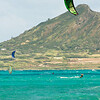 Windsurfing in Kailua-31