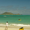 Windsurfing in Kailua-84