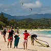 Windsurfing in Kailua-27