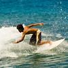 Kewalo Surf Scene-6