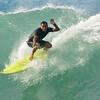 Surfing off Kakaako-3