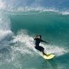 Surfing off Kakaako-1