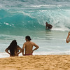 Big Surf at Sandy Beach-18
