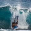 Spring surfing at Sandys-19