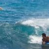 Spring surfing at Sandys-11